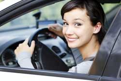 Test Driving Car